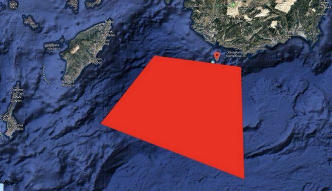 """Πώς η Τουρκία μεταφέρει την πίεση στον θαλάσσιο """"διάδρομο"""" προς τη Λιβύη"""