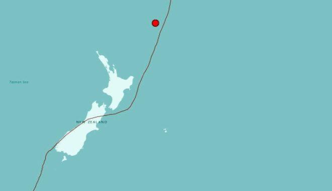 Νέα Ζηλανδία: Προειδοποίηση για τσουνάμι έπειτα από σεισμική δόνηση 7,4 βαθμών