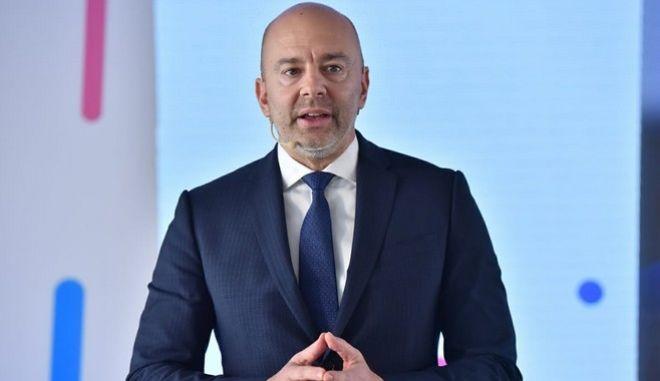 Ο Υφυπουργός Ψηφιακής Διακυβέρνησης, Γρηγόρης Ζαριφόπουλος