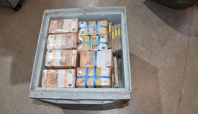 Καβάλα:Ο 44χρονος ανέλαβε την ευθύνη για την ληστεία των 4,2 εκατ. ευρώ