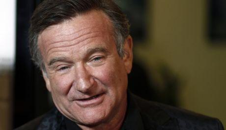 """Ο ηθοποιός Robin Williams στην πρεμιέρα της ταινίας """"World's Greatest Dad"""" το 2009"""