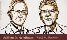 Η ανακοίνωση του βραβείου Νόμπελ Οικονομικών Επιστημών