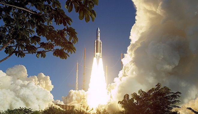 Διαστημικό Κέντρο Γουιάνας στη Νότια Αμερική