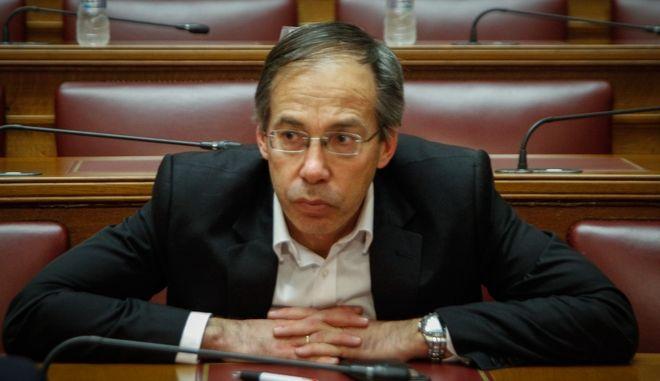 O Γιώργος Μαυρωτάς, στην Επιτροπή Εξωτερικών Υποθέσεων της Βουλής