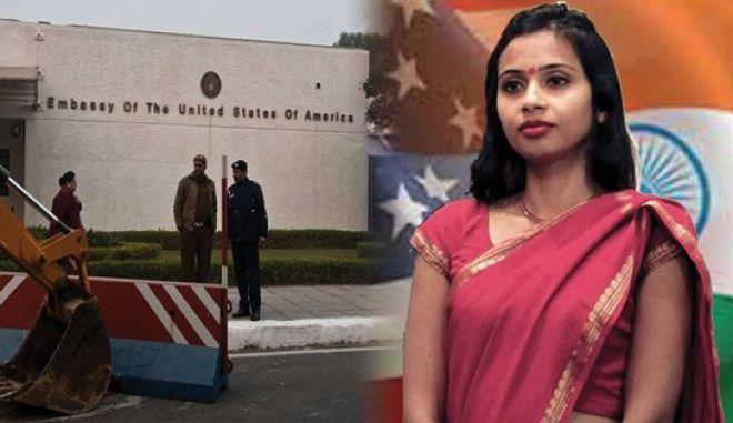 Διπλωματικό επεισόδιο για τη σωματική έρευνα σε Ινδή διπλωμάτη