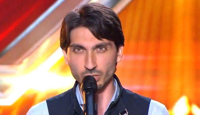 "X-Factor: ""The Phantom of the Opera"" - Ο διαγωνιζόμενος που τρόμαξε τους κριτές"