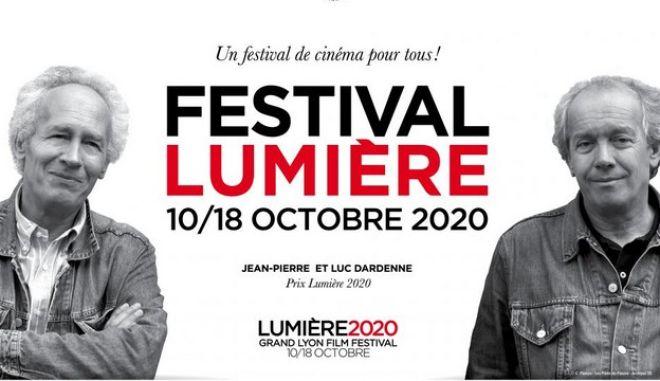 Αφιερωμένο στους εφευρέτες του κινηματογράφου Ωγκύστ και Λουί Λυμιέρ, το φετινό Φεστιβάλ Lumière της Λυών