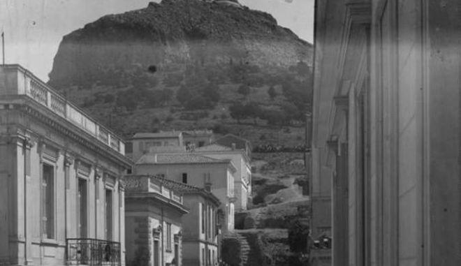 Όταν η Αθήνα είχε ποτάμι. 20 καρέ μιάς άλλης εποχής Lykavittos