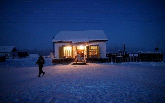 'Επίσκεψη' στο πιο κρύο, κατοικήσιμο μέρος του πλανήτη