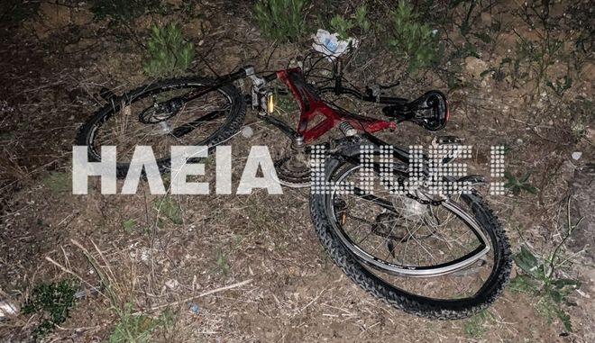 16χρονος ποδηλάτης έχασε τη ζωή του