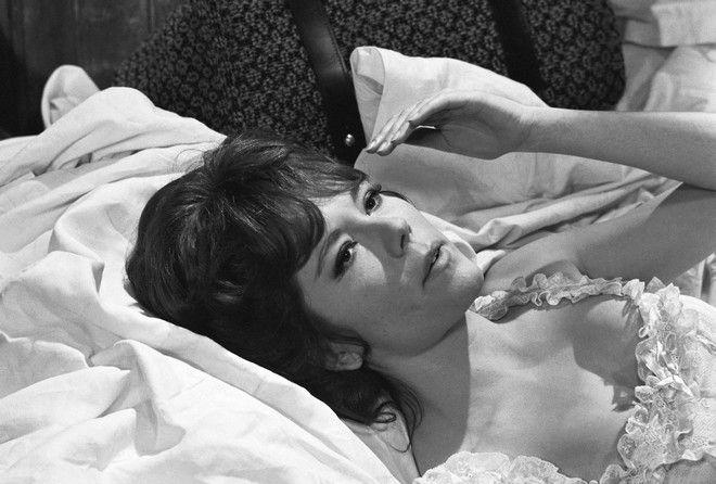 Η ηθοποιός Diana Rigg to 1968
