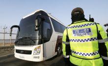Β. Κορέα: Λεωφορείο με Κινέζους τουρίστες έπεσε από γέφυρα - Φόβοι για πολλούς νεκρούς