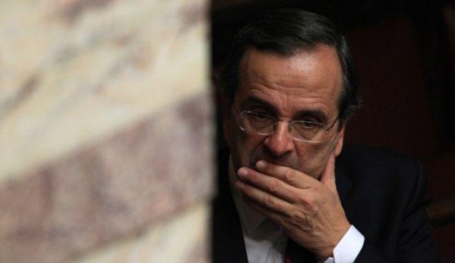 Σε εκλογικό συναγερμό η Ν.Δ. Ο Σαμαράς σκέπτεται τώρα το 'ναι' στη συμφωνία