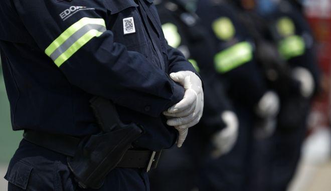 Αστυνομία στο Νέο Μεξικό