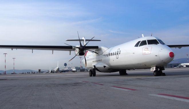 H αεροπορική εταιρεία Sky Express στην περίοδο της κρίσης πήρε τη στρατηγική απόφαση