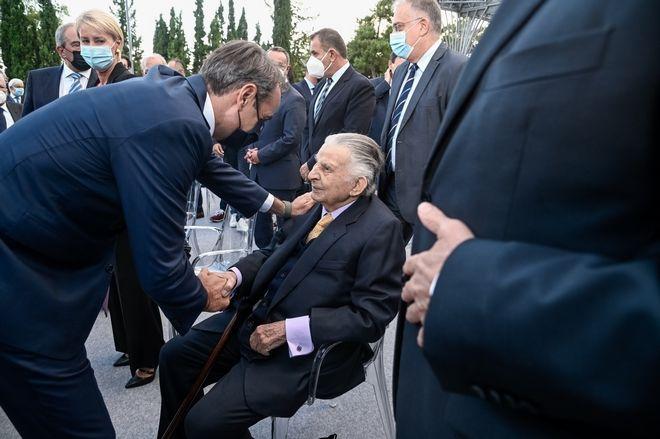 Η εκδήλωση του Ιδρύματος Κωνσταντίνος Καραμανλής