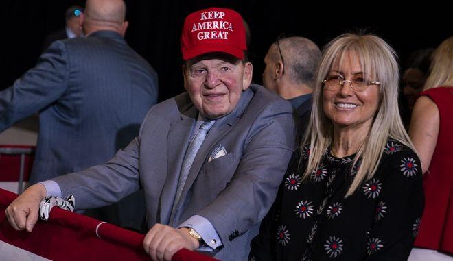 O Sheldon Adelson