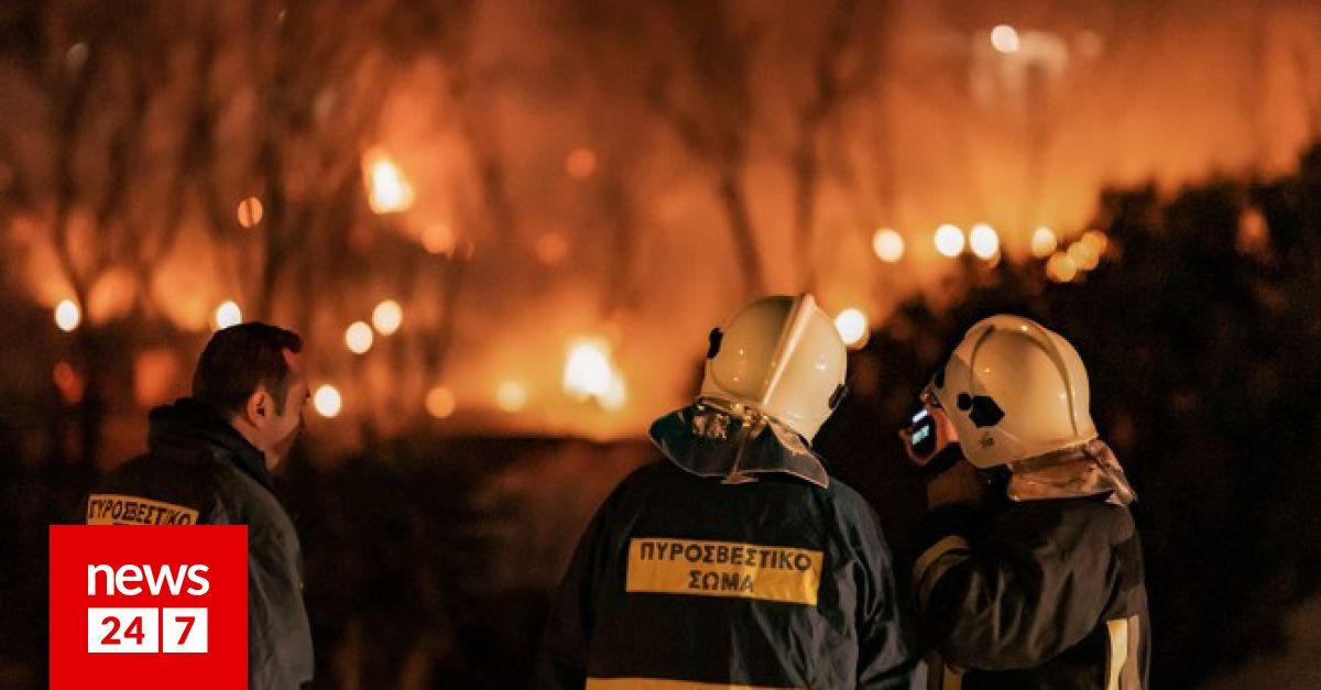 Τραγωδία σε hotspot στη Θήβα: Νεκρό προσφυγόπουλο ύστερα από φωτιά – Κοινωνία
