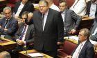 Συζήτηση στην Ολομέλεια για την ψηφοφρία του τρίτου Μνημονίου την Παρασκευή 14 Αυγούστου 2015. (EUROKINISSI/ΓΙΑΝΝΗΣ ΠΑΝΑΓΟΠΟΥΛΟΣ)