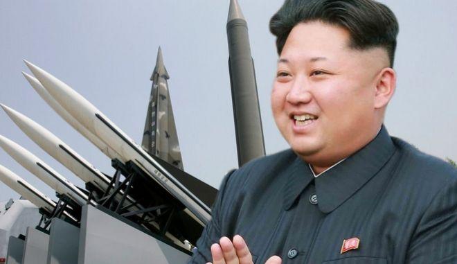 Βόρεια Κορέα: Συναγερμός από τη νέα εκτόξευση πυραύλου