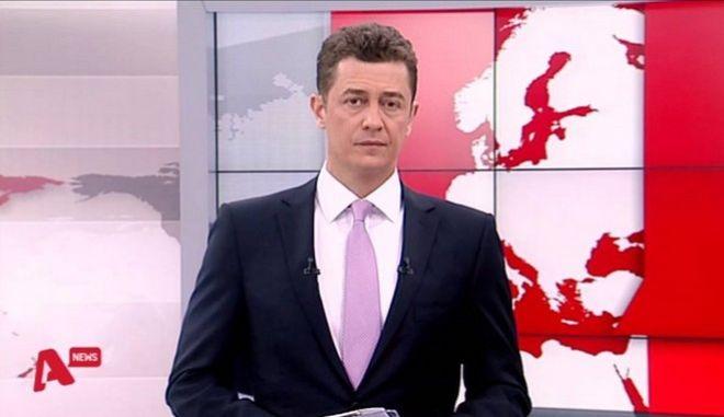 Στην πρώτη θέση της τηλεθέασης το δελτίο ειδήσεων του Alpha