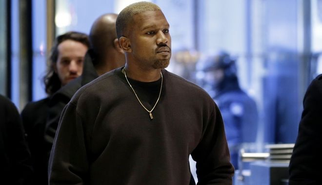 Kanye West. Φωτογραφία αρχείου