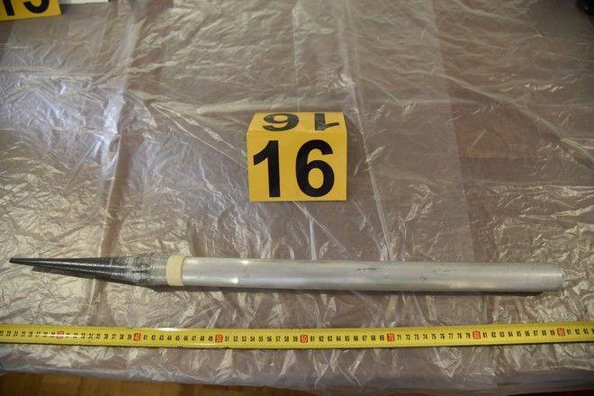 Οι πρώτες ύλες για κατασκευή βομβών που βρέθηκαν στην κατοχή των Τούρκων συλληφθέντων