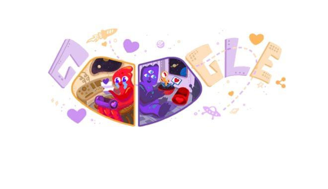 Το doodle της Google