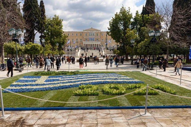 Η κληρονομιά του 2021 στην Ελλάδα του 21ου αιώνα