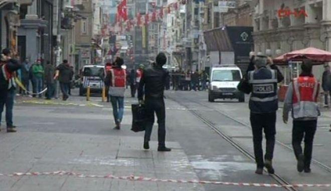 Έκρηξη στην Κωνσταντινούπολη. Πέντε νεκροί και 36 τραυματίες