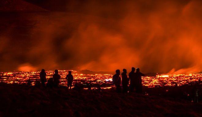 Μαγική εικόνα από την Ισλανδία