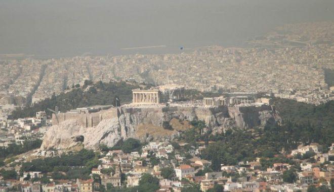 Στις μέγιστες τιμές το όζον στην Αθήνα. Οδηγίες προφύλαξης του πληθυσμού