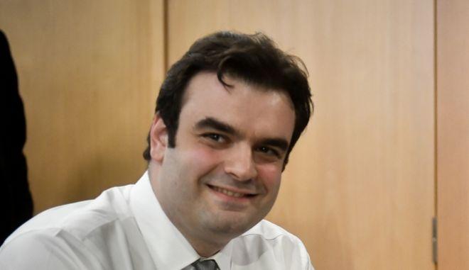 ο υπουργός Επικρατείας και Ψηφιακής Διακυβέρνησης, Κυριάκος Πιερρακάκης