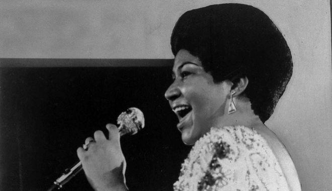 H Aretha Franklin