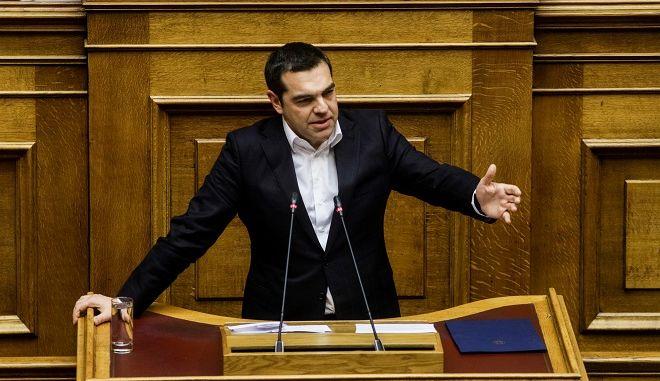 """Συζήτηση και ψήφιση επί της αρχής, των άρθρων και του συνόλου του σχεδίου νόμου του Υπουργείου Εξωτερικών """"Κύρωση του Πρωτοκόλλου στη Συνθήκη του Βορείου Ατλαντικού για την Προσχώρηση της Δημοκρατίας της Βόρειας Μακεδονίας""""."""