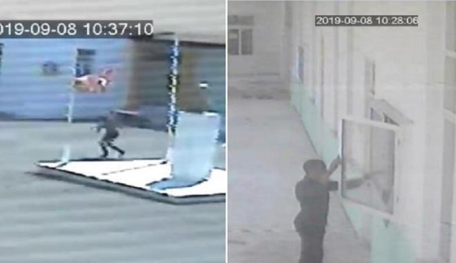 Κατεχόμενα: Η στιγμή που 16χρονος κατεβάζει τουρκική σημαία σε σχολείο