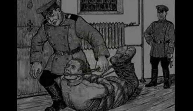 """""""Οι Σωφρονιστές"""": Το τραγούδι του Αγάθωνα για τη δολοφονία του Καρέλι"""
