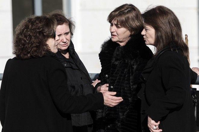Η Μάγδα Φύσσα στη δίκη για τη δολοφονία της Ελένης Τοπαλούδη