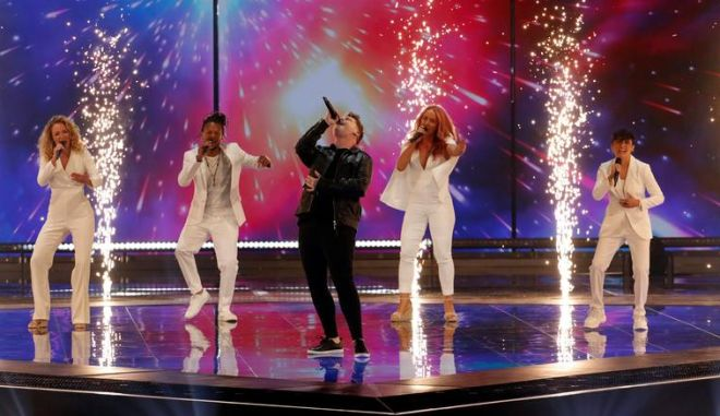Eurovision: Αυτοί πέρασαν στον Τελικό από τον Β' Ημιτελικό