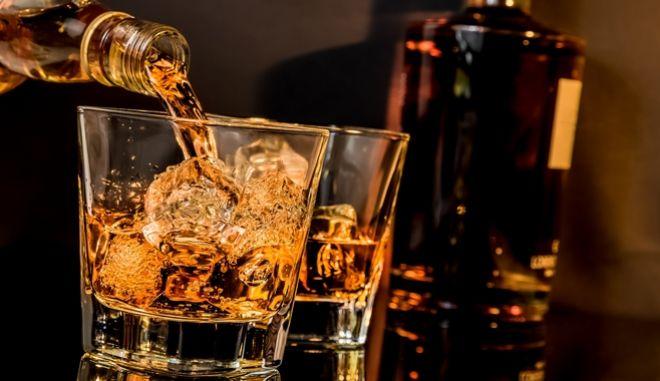 Ποτήρι ουίσκι