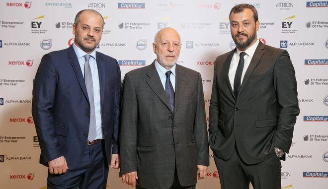 Ξ. Καντώνιας: Ο πατέρας με τους δύο γιους του που κατέκτησαν την Ευρώπη με την τρίτη τους επιχείρηση