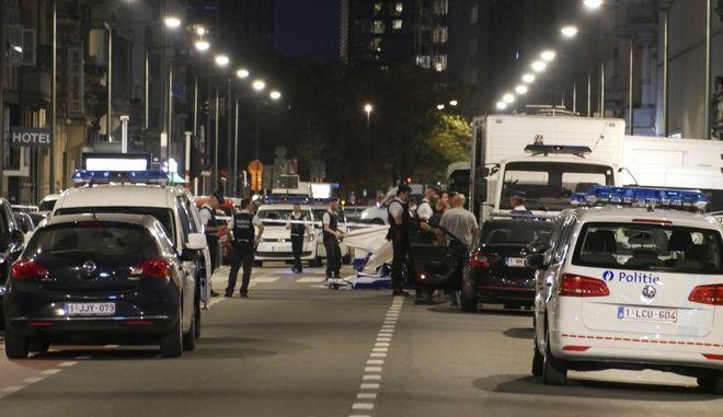 Βέλγιο: Αστυνομικοί πυροβόλησαν άνδρα με μαχαίρι σε σιδηροδρομικό σταθμό στη Γάνδη