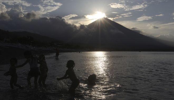 Φωτογραφία από παραλία στο Μπαλί