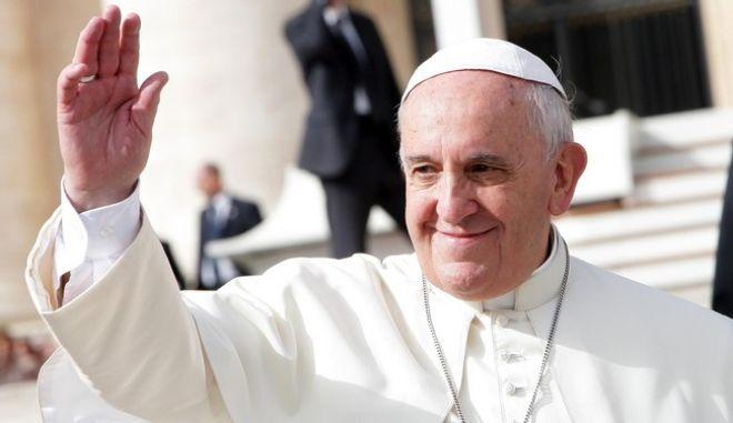 Πάπας Φραγκίσκος: Ανοιχτό το ενδεχόμενο κοινού εορτασμού του Πάσχα