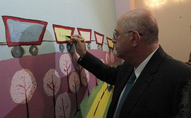 Ξεκίνησε την λειτουργία του το Κέντρο Δημιουργικής Απασχόλησης Παιδιών στη Μητρόπολη Ιωαννίνων 'Αρχιεπίσκοπος Ιερώνυμος Β'' με την αρωγή της Chipita