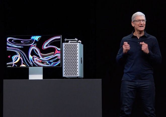 Mac Pro,  Apple
