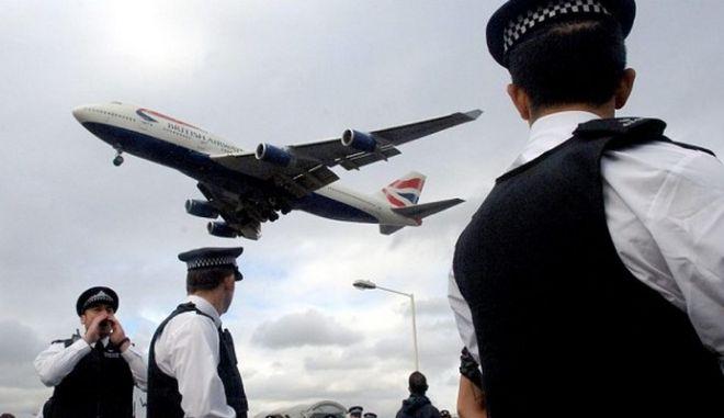 Συλλήψεις στη Βρετανία για τρομοκρατικές επιθέσεις