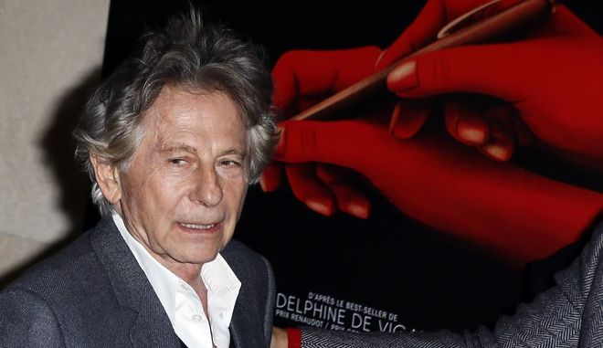 """FILE - In this Oct. 30, 3017 file photo director Roman Polanski poses during a photo call prior to the screening of """"Based on a true story"""" in Paris, France. Swiss prosecutors say they wont pursue an investigation of Oscar-winning director Roman Polanski over allegations by a German woman that he raped her when she was a teenager 45 years ago. Prosecutors in the Swiss capital, Bern, said Wednesday Nov. 8, 2017 that the alleged crime of sexual actions with children has long since fallen under the statute of limitations, which was 15 years at the time. (AP Photo/Francois Mori,file)"""