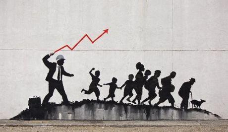 Bansky: ''Επιστροφή'' του διάσημου καλλιτέχνη στο Μπρούκλιν της Νέας Υόρκης