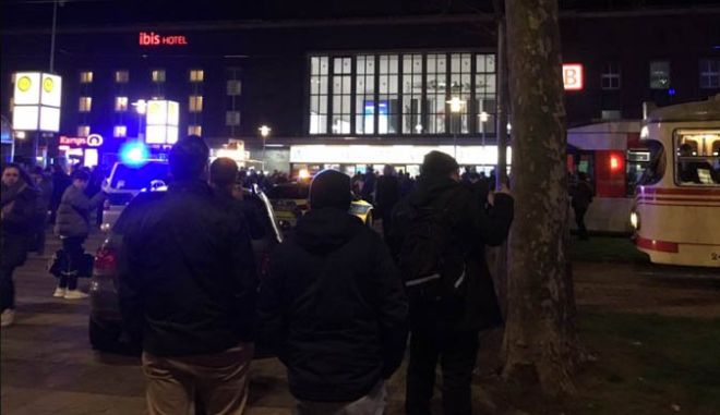 Γερμανία: Επίθεση με τσεκούρι σε σιδηροδρομικό σταθμό
